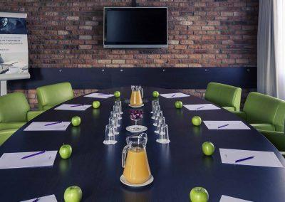 Mercure Hotel Zwolle Banquet Boardruimte