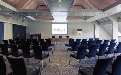 Vergaderen in Zwolle bij Mercure